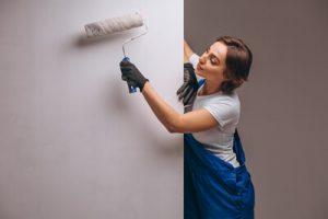 AGN Imobiliária - Pintura de parede