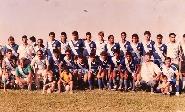 Sinop campeão mato-grossense 1990